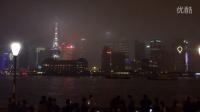 【拍客】2014地球一小时,上海东方明珠熄灯
