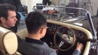 摩根汽车英国工厂之行-驾驶控制培训