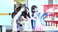 AKB48三小咖享巨星待遇.离台依依不舍