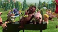 4部落冲突:野猪骑士一展歌喉