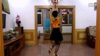 霞彩飞扬广场舞----太阳下(排舞)