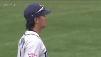 一塁手・渡辺直人」が魅せた好プレー 2014.04.02 M-L