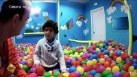 Cámara oculta隐藏摄像机 - Parque de bolas