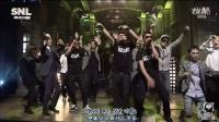 【女汉子字幕组】TVN_SNL Korea5.E06.140405开场热舞CUT