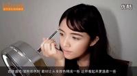 【丽子美妆】独家达人  张译文 ask问问 自然裸妆教程 5分钟变身约会妆 化妆教程