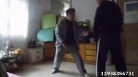 心意拳视频1轻扑站_孙保才老师传授