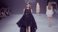 Christian Dior2014香港春夏高级定制发布会台前、幕后、采访!