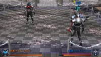 【PS2假面骑士甲斗】Hyper Kabuto、Kabuto双人闯关