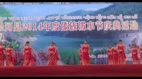 2014年泼水节文艺演出之九