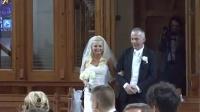 爱尔兰神父主持婚礼惊艳歌唱「哈利路亚」
