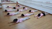 万达艺当家专业培训基地少儿舞蹈群舞民族古典舞中国舞考级《蚂蚁掉进河里边