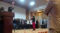 震撼:2014刘宇恒老师《引爆狼性团队》培训盛会——学员们都疯狂了