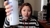 【朱毛毛】正常早晨护肤分享湿敷化妆水   微博:朱毛毛joanna