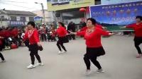 马颊河空竹舞龙舞蹈演演唱团临清市金郝庄2014年农民艺术节