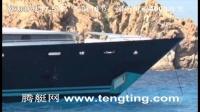 荷兰游艇制造商Feadship斐帝星打造的46.22米半排水型机动艇Como