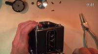 哈苏 Hasselblad 500cm  机身 拆解