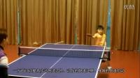 《全民学乒乓横拍篇》第2集:正手攻球的基本站位_乒乓球教学视频
