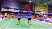 2013年阳江羽毛球双打视频