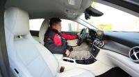 入门轻休旅奔驰GLA(Mercedes Benz GLA)试驾