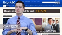 News Word of the Week : capsize