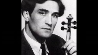 ▶ Gerhard Taschner plays Max Bruch with the Berlin Philharm