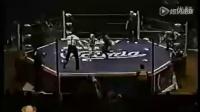 【猴子派】墨西哥另类迷你摔角 小个子悍将疯狂抱摔KO