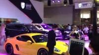 西安2014年五一节车展最精彩的保时捷亮相