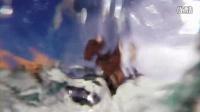 【柚子木】GoPro1080P震撼记录冲浪高手征服海浪
