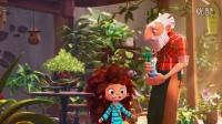 CGI创意动画短片《怪物盒子》