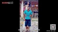 巴西2米少女被1.60米男子求婚