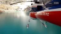 新西兰米尔福德峡湾飞机观光