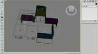 3D教程3dmax视频室内设计建模教程CAD第二课