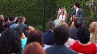 【奇趣视界】新娘新郎婚礼现场一展歌喉惊艳全场