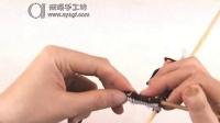 15 轮编织的起针法_棒针(流畅)