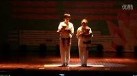 国际 瑜伽教育学院八周年校庆 瑜伽妈妈亲子表演