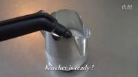 創意無限 - 使用Kärcher高壓清洗機打奶泡