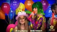 优酷音乐独家现场 Katy Perry公告牌首秀《Birthday》