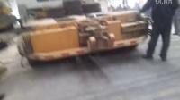 重型设备搬运进车间电话:13161778211  大兴区奔驰公司案例