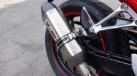 CB500F 排气管声音