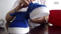 第一期mcnelson球鞋review - Puma Suede Low Rings!