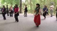 紫竹院相约紫竹广场舞--舞蹈扎嘎拉