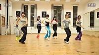 7朵组合-咏春舞蹈-练习室版 超清镜面_高清