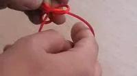佛珠手链金刚结手工编绳编织视频教程-中国结