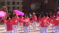 辽阳市 文圣区处置非法集资领导小组办公室在小区进行的宣春活动