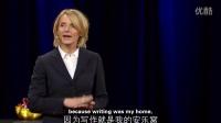 【TED2014】Elizabeth Gilbert:成功,失败以及继续创作的动力