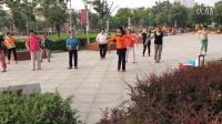 风中梅花abc广场舞系列:中国范儿