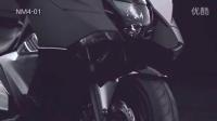 2015 Honda NM4 摩托车 (官方)