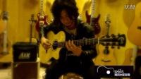 南京木弦吉他2012获奖Faith FVHG-HEX全单电箱吉他评测