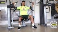 巴西队使用泰诺健设备积极备战世界杯
