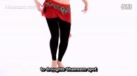 3- BasicEgyptian   hip moves